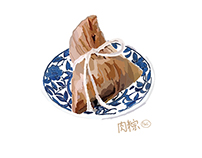 Dimsum Illustration