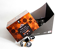 Coffee Capsule Packaging