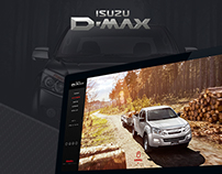 Isuzu D-Max Website