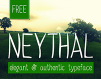 Neythal Free Font