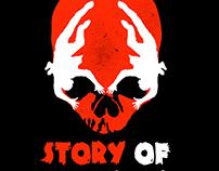 Story Skull