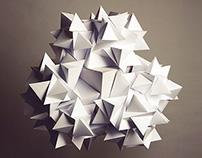 Paper fractal
