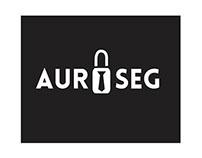 AURISEG blog logo - class project