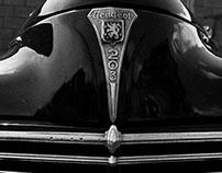 Old cars design