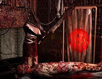 Nightmares (bsd on Silent Hill) [Render & Illumination]