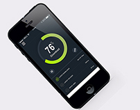 Download Free Mobile Downloader App Interface (PSD)