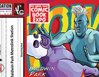 SGV Comic Book Expo Program Guide