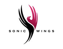 Exclusive Customizable Logo For Sale: Sonic Wings