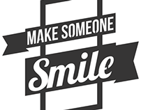 Make Somebody Smile Graffiti Project