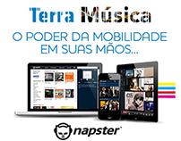 TERRA MÚSICA - NAPSTER