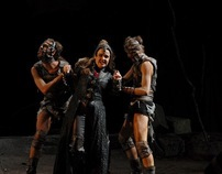 Rodeloinda regina dei Longobardi con Sonia Ganassi