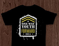 Forward Youth Conference - T-shirt
