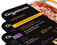 Design de Embalagem Organicmix