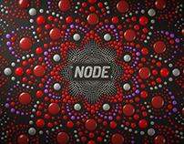 Dots Galaxy (Node Fest Ident 2017)