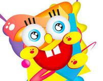 Nickelodeon : Spongebob Square Pants