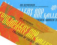 EMU Gallery Calendar Series