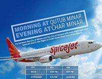 Delhi Airport - New flight announcements