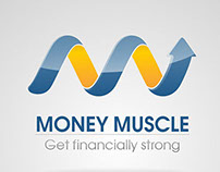 Logo design for Money Muscle