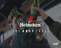 Heineken - The Able Label - Case Study