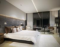 Hotel Interior, Dubai, UAE
