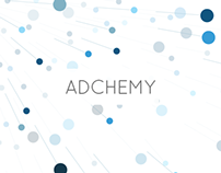 Adchemy | Corporate Website Redesign
