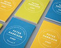 Peter Harrison, Brand Positioning and Identity