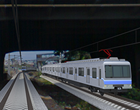 2014 - Surface Metro Project (Demonstration)