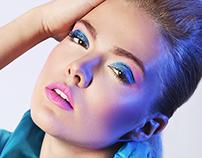Neon Beauty / MODA Magazine June 2014