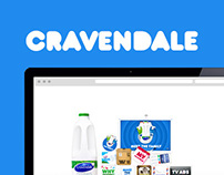 Cravendale Website