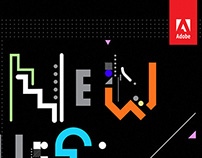 Adobe New Creatives Survey infographic