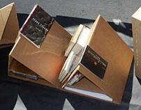 Organizador de cartón (cardboard organizer)