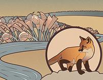 GLORIOUS - Foxes // Album // school project