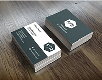 Finn Rehmke - Business Card