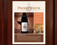 Occasio Winery Newsletters