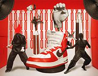 Nike & Res Magazine Short Film Pitch