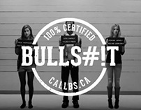 Call Bullshit Campaign