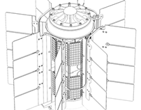 Technical Illustrations, Line Drawings, and Cutaways