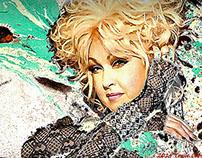 Cyndi Lauper Birthday Card