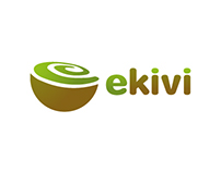 Exclusive Customizable Logo For Sale: e kivi