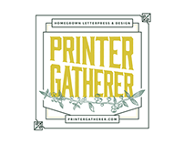 Branding for Printer Gatherer