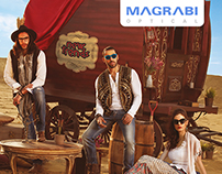 Magrabi Optical 'New Trends' campaign