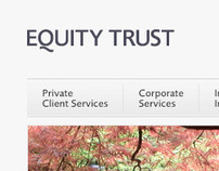 Equity Trust: Newletter