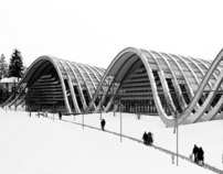 Paul Klee Center, Bern, Switzerland