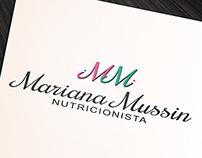 Mariana Mussin - Nutricionista | Identidade Visual