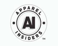 APPAREL INSIDERS - (Branding) Logo Design, Visual ID