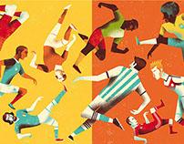 Mondial 2014 / Revista Saraiva