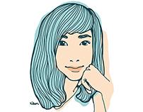Portrait Mine.