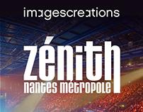 Site Mobile Zenith Nantes