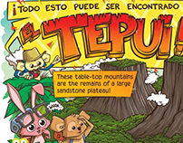 El Tepui for Animal Jam
