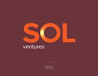 SOL Ventures, style + web